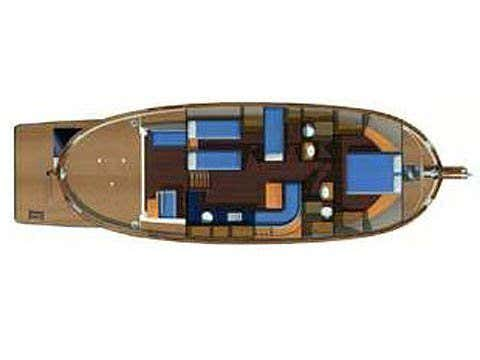 Menorquin 160 FLY LUX (Buccara VI) Plan image - 7