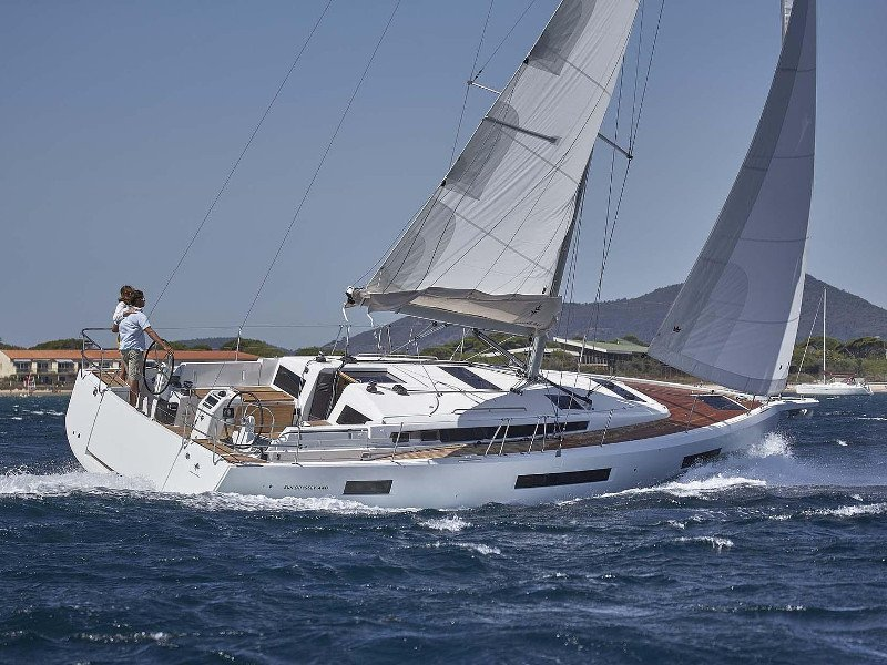 Sunsail  44 SO () Main image - 3