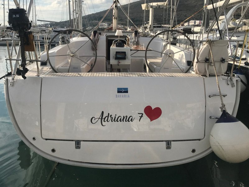 Bavaria 46 Cruiser (Adriana7 AC shore power, underwater light)  - 4