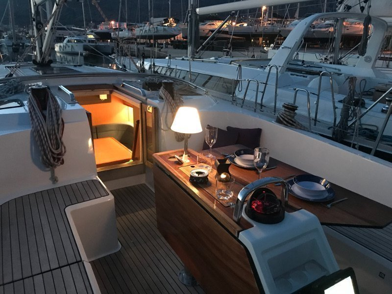 Bavaria 46 Cruiser (Adriana7 AC shore power, underwater light)  - 7