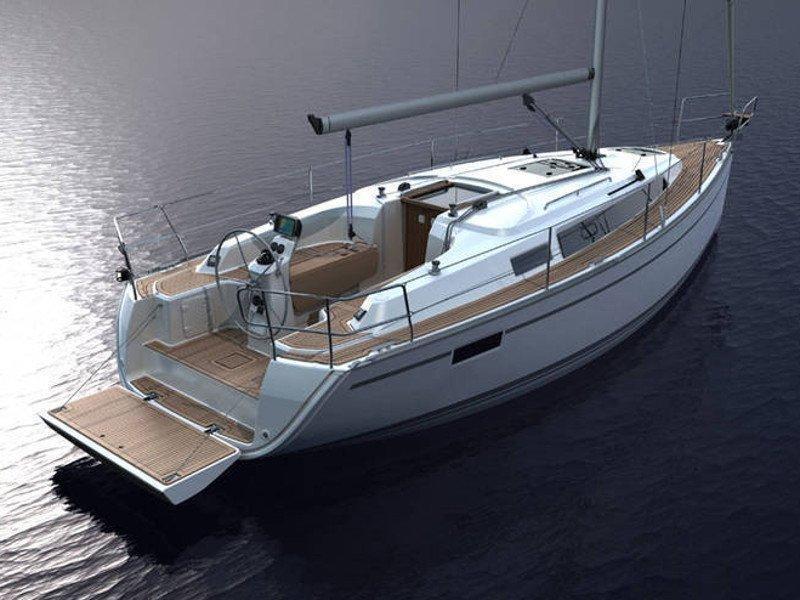 Bavaria Cruiser 33 (Leeroy)  - 1