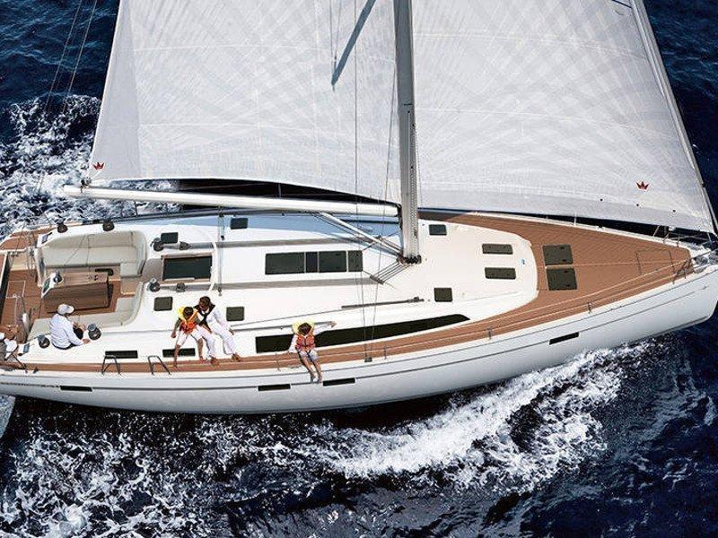 Bavaria Cruiser 51 (Leukothea) Main image - 0