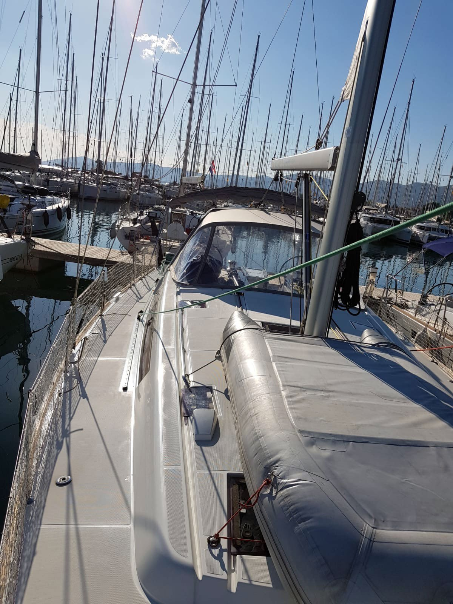Oceanis 48 (ROSALIA)  - 21