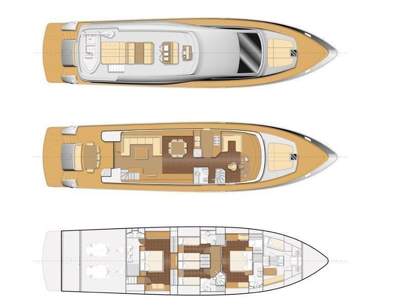 Amer 86 (LADY LONA) Plan image - 23