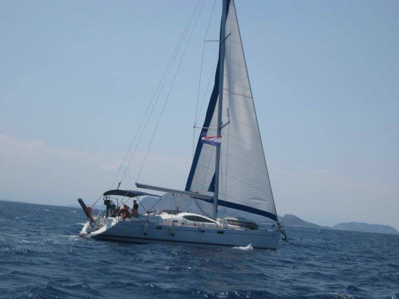 Sun Odyssey 49DS (Idrea)  - 1