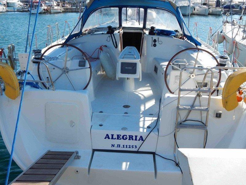 Cyclades 50.5 (Alegria)  - 4