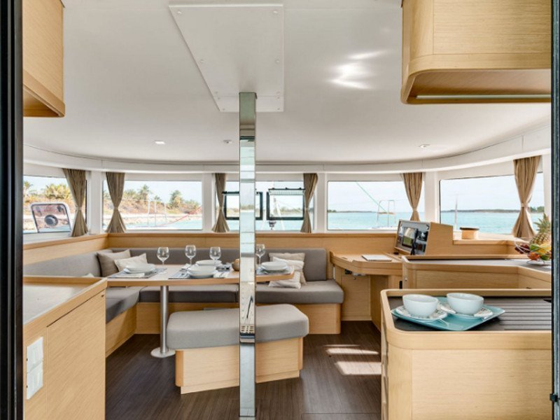 Lagoon 42 (Lagoon 42 Greece: Fully Crewed, ALL EXPENSES) Interior image - 10