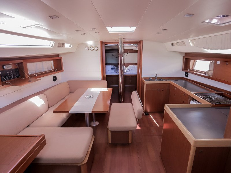 Oceanis 48 (Tinos. Private Charter (8 pax) FULLY CREWED, ALL EXPENSES INCLUDED) Interior image - 19