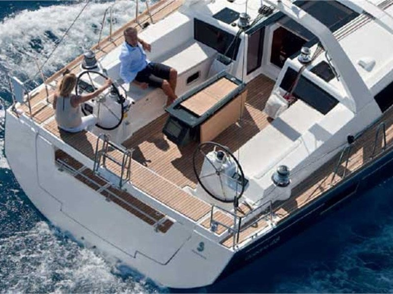 Oceanis 48 (Lastovo: One Way (Bare Boat) - Dubrovnik to Split) Main image - 0