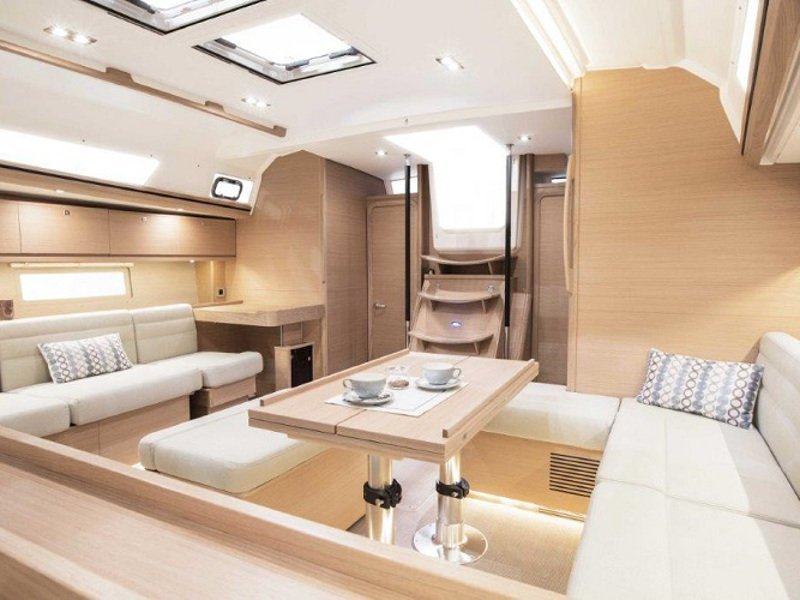 Dufour 512 Grand Large (Miny) Interior image - 1