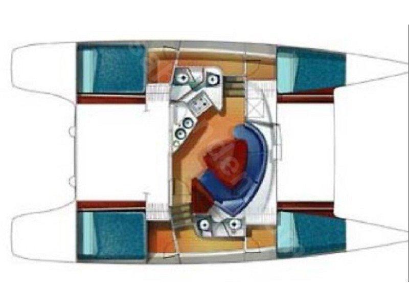 Lavezzi 40 (Vamos) Plan image - 4