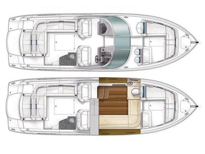 Chaparral 327 SSX (Relaxer) Plan image - 9