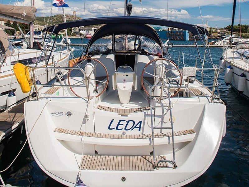 Sun Odyssey 39i (LEDA)  - 7