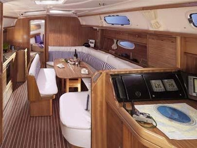 Bavaria 39 Cruiser (RO-LU) Interior image - 13