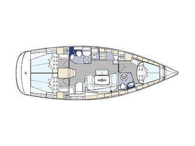 Bavaria 39 Cruiser (RO-LU) Plan image - 12
