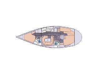 Elan 38 (ZAGLAV ) Plan image - 11