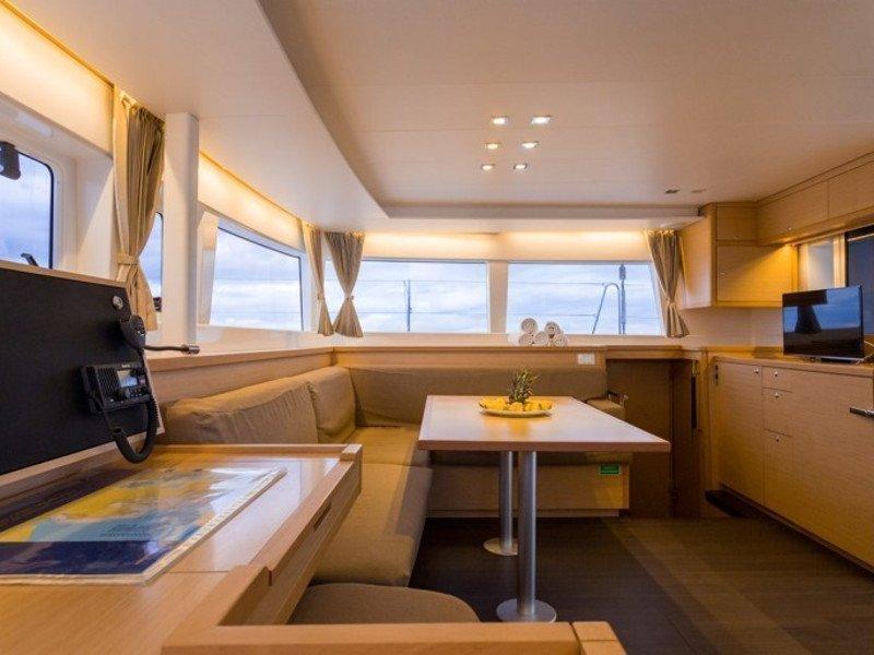 Lagoon 450 Luxury (LU LU ) Interior image - 9