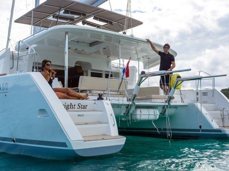Lagoon 450 Luxury (BRIGHT STAR)  - 13