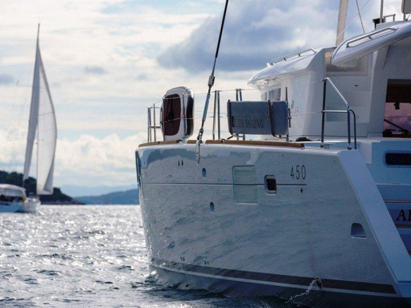 Lagoon 450 Luxury (BRIGHT STAR)  - 2