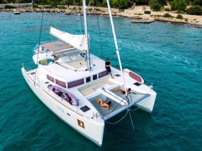 Lagoon 450 Luxury (LU LU )  - 11