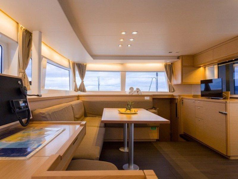 Lagoon 450 Luxury (LU LU )  - 4