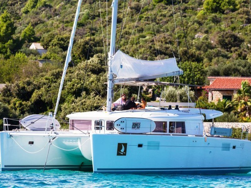 Lagoon 450 F Luxury (ALBA MOUSE feat. A/C and Generator)  - 7