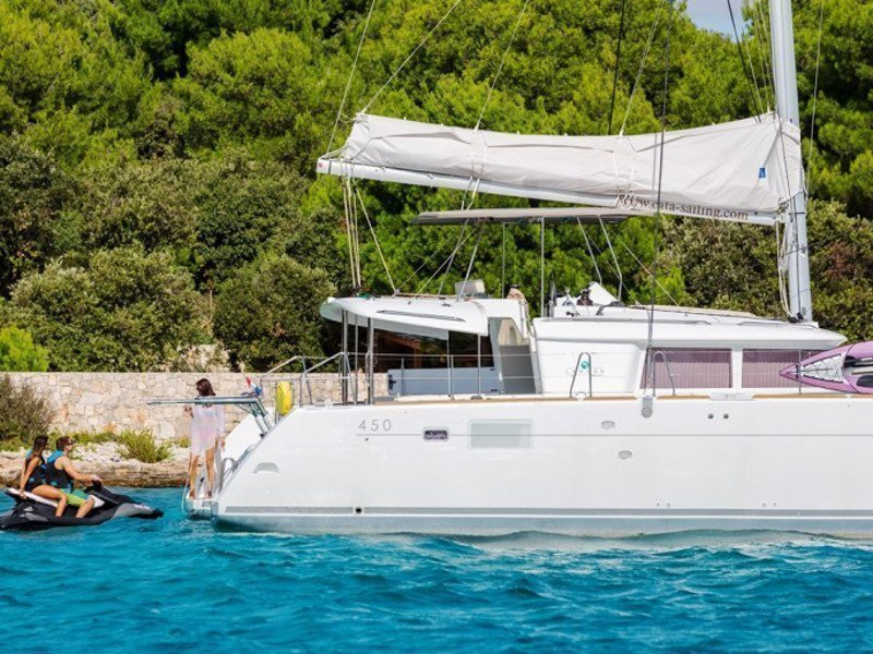 Lagoon 450 F Luxury (ALBA MOUSE feat. A/C and Generator)  - 16