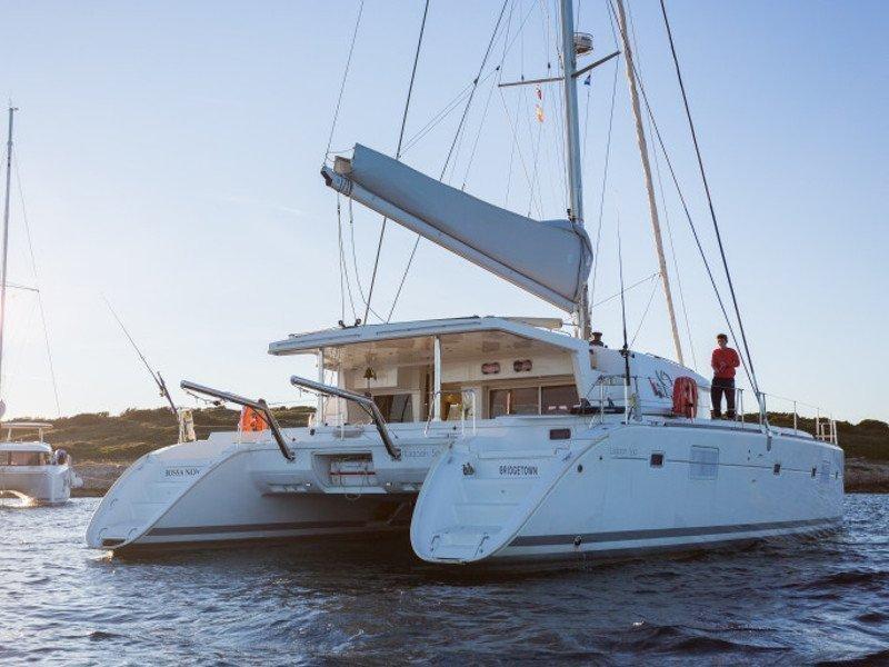 Lagoon 500 Luxury (BOSSA NOVA 1)  - 14