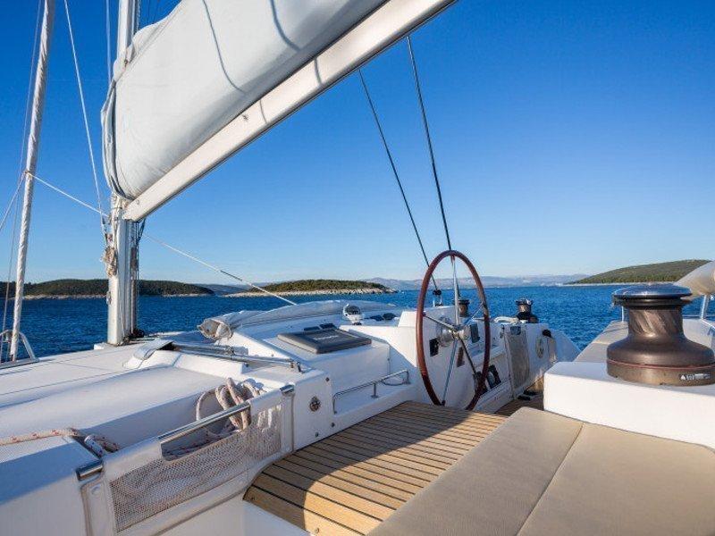 Lagoon 500 Luxury (BOSSA NOVA 1)  - 9