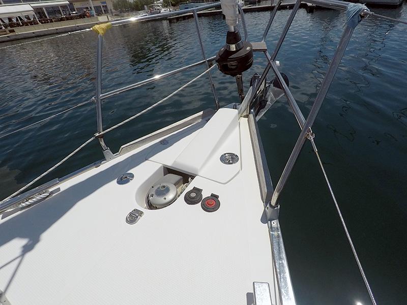 Elan 40 Impression (Silente - Bowthruster, large swimming platform, roll main sail, webasto heating) Elan 40 Impression - 6