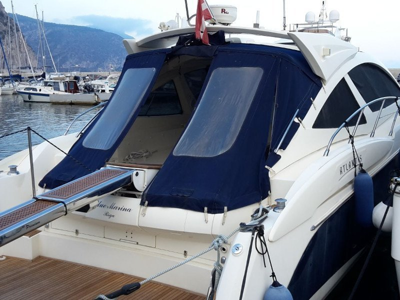 Azimut Atlantis 50 (Blue Marina)  - 22