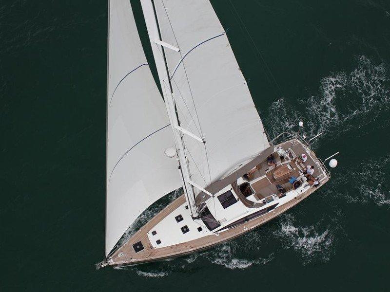 Jeanneau 57 2011 (ath5701)  - 1