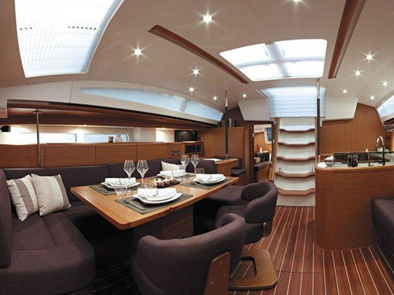 Jeanneau 57 2011 (ath5701) Interior image - 8