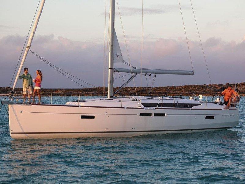 Sun Odyssey 469 - Skippered (ath46902)  - 3
