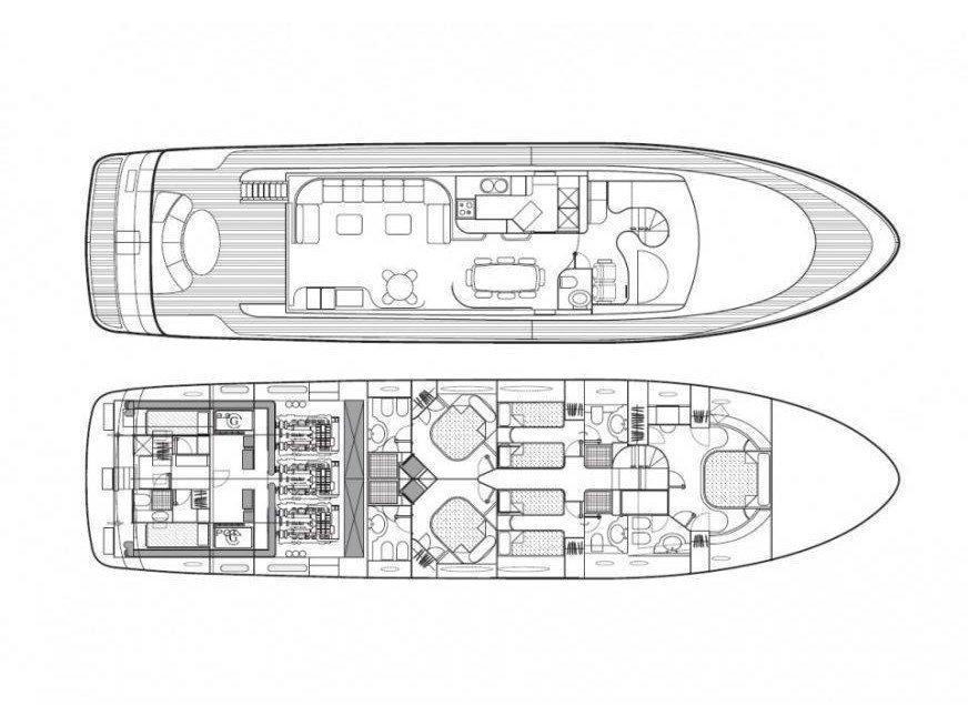 Astondoa 82 (Seafree) Plan image - 11