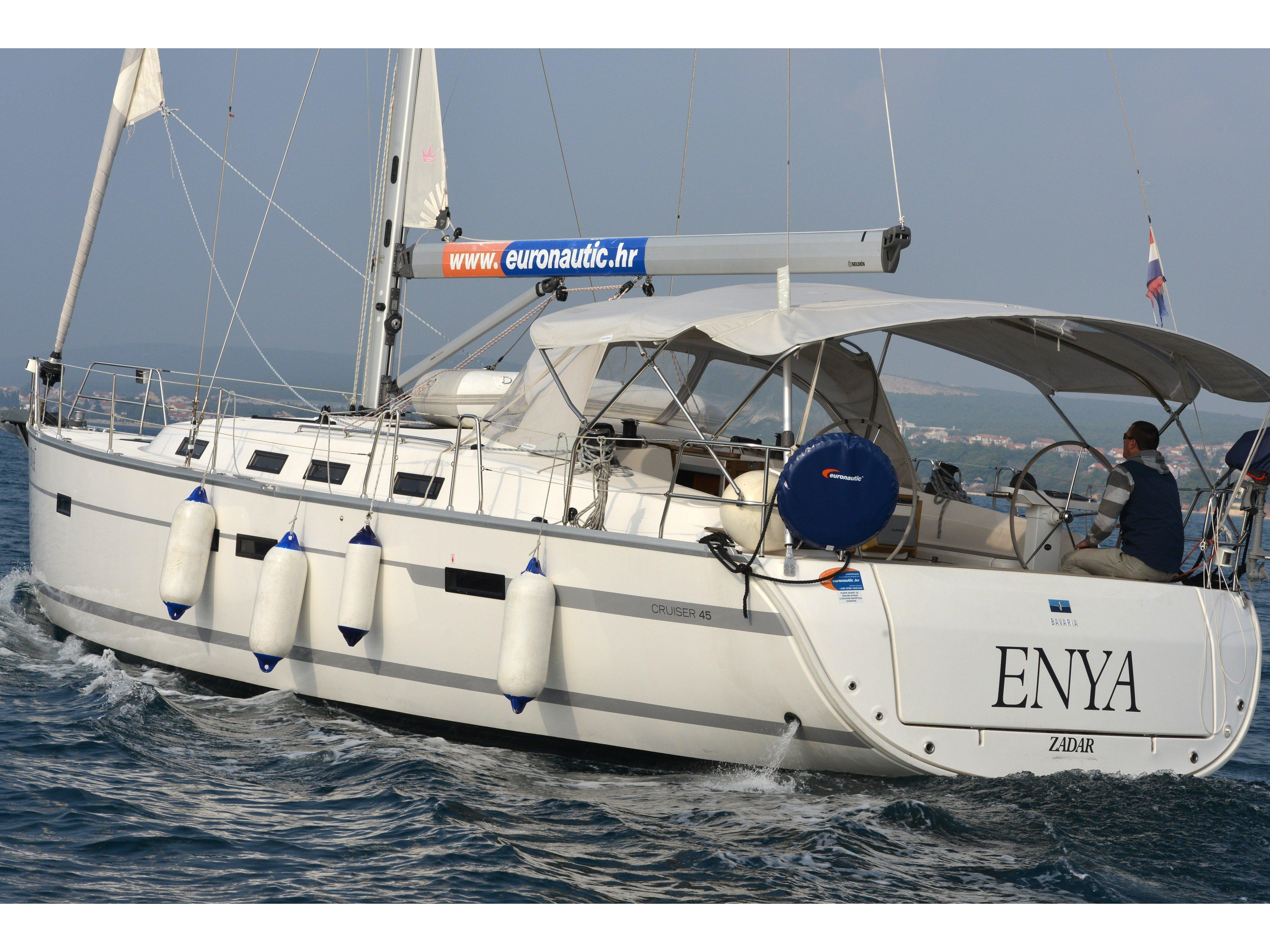 Bavaria 45 Cruiser (Enya) Main image - 0