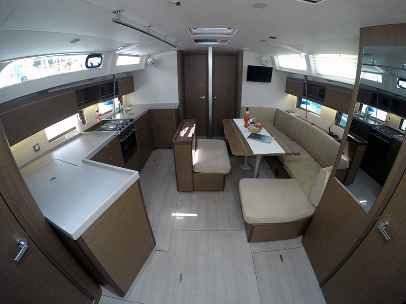 Oceanis 46.1 (Greta NEW 2020! - BT) Interior image - 6