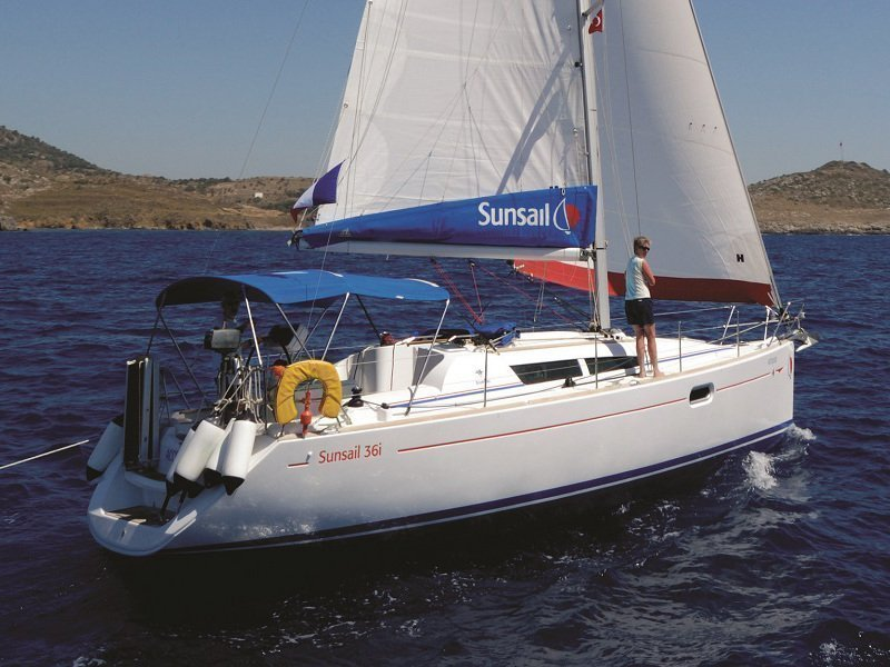 Sun Odyssey 36i ()  - 2