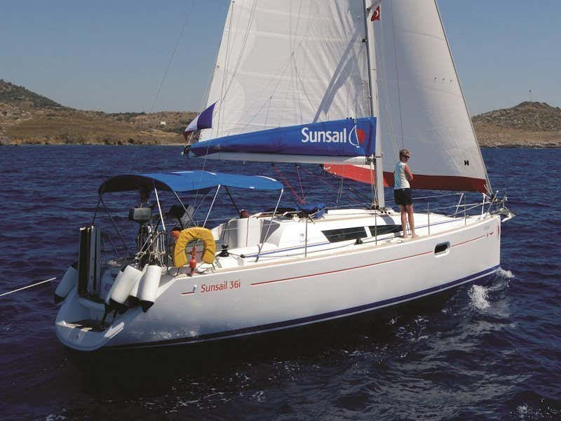 Sun Odyssey 36i ()  - 3