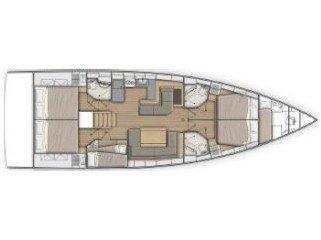 Oceanis 51.1 (Altair) Plan image - 20