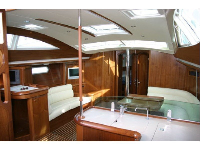 Sun Odyssey 49DS (Blue Bear) Interior image - 11