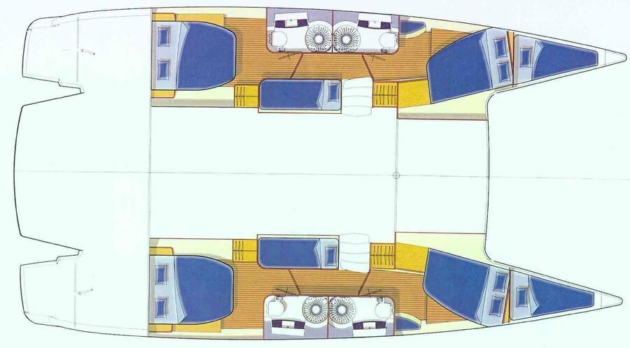 Salina 48 (Arctic Aurora) Plan image - 8