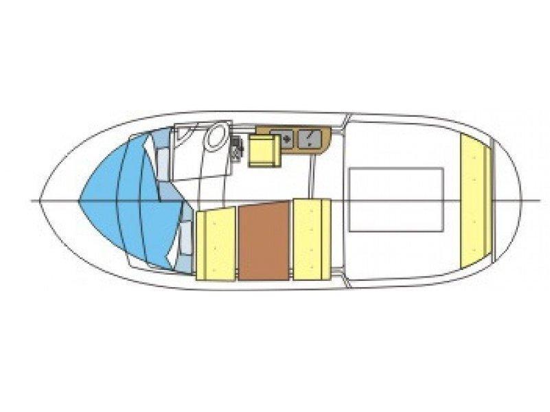 Damor 700 (Morska Zvijezda 4) Plan image - 11