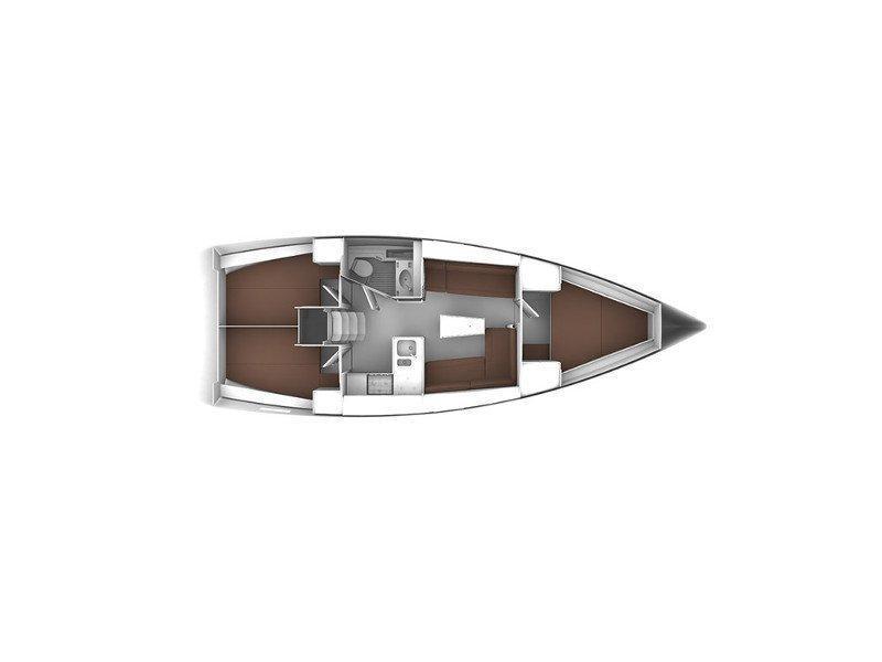 Bavaria Cruiser 37 (Baby Panda AC shore power underwater light) Plan image - 13