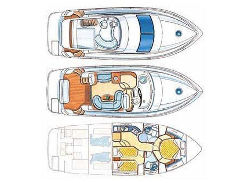 Azimut 39 (MARTA) Plan image - 11