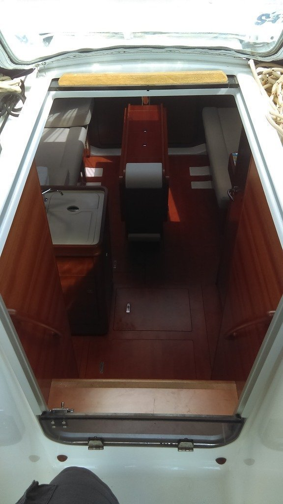 Dufour 350 Grand Large (Mare)  - 6