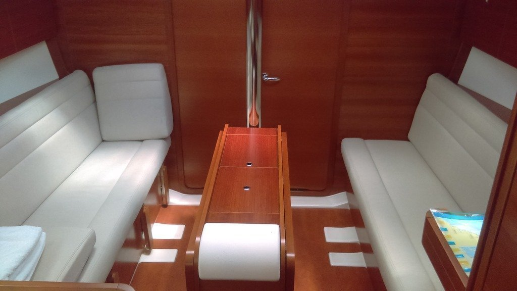 Dufour 350 Grand Large (Mare)  - 5