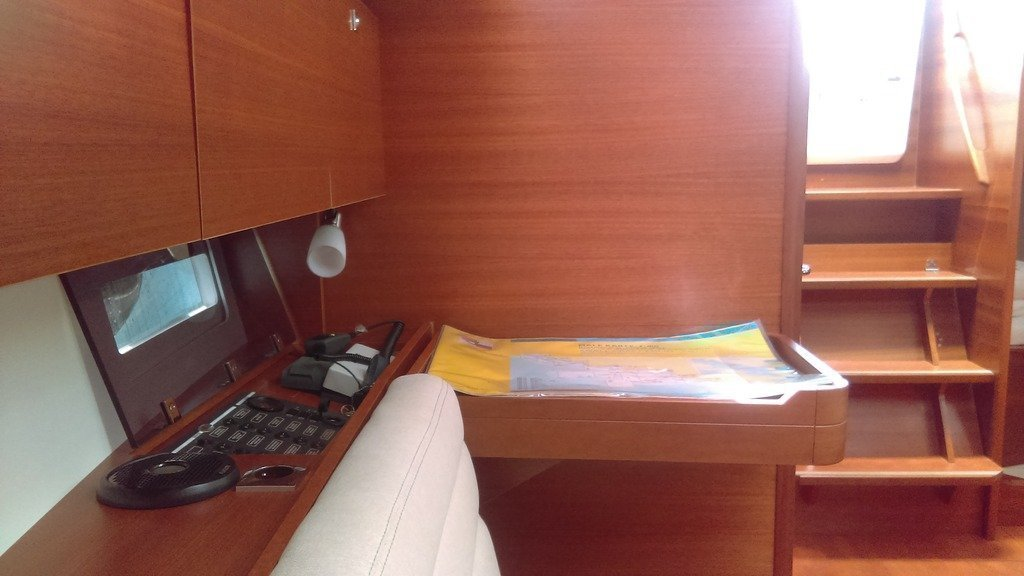 Dufour 350 Grand Large (Mare)  - 2