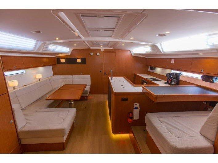 Bavaria Cruiser 56/ 3 cabins (Beising) Interior image - 2