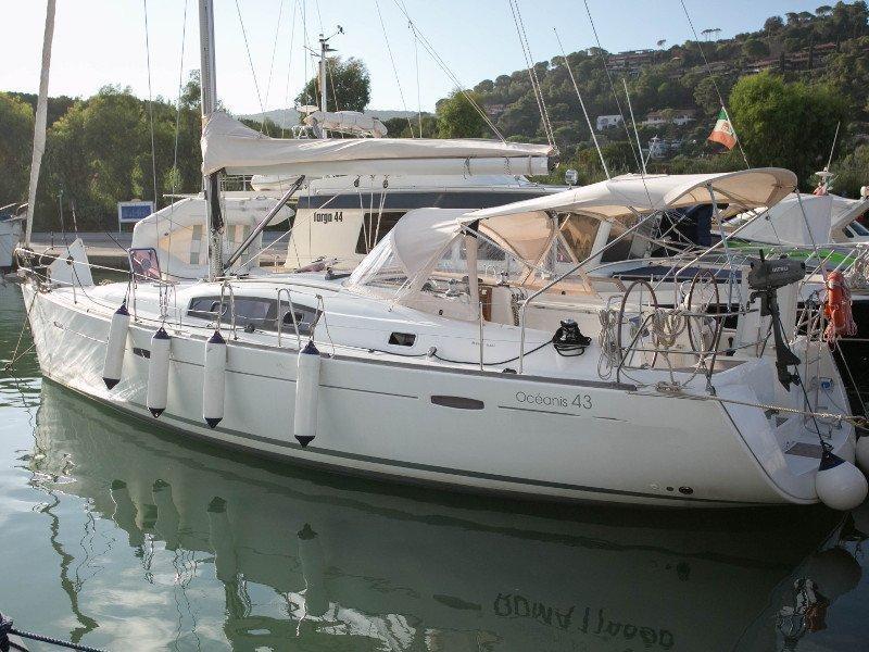 Oceanis 43 (Orsa Maggiore)  - 4